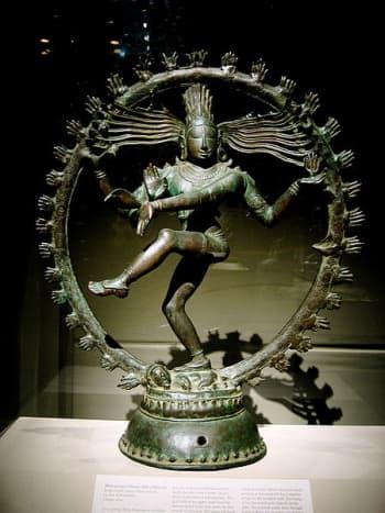 Shiva as Lord of Dance (Nataraja), Chola period (880-1279)
