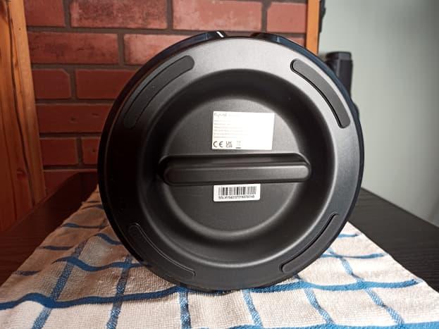 Bottom of air purifier