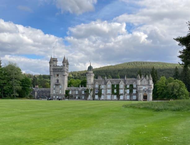 Balmoral Castle, Royal Deeside
