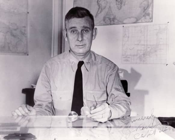 Commander Joseph Rochfort  headed the Navy's fledgling cryptanalytic organization in the 1920s and provided singularly superb cryptologic support to the U.S. fleet during World War II, leading to victory in the war in the Pacific.