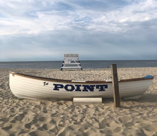 Cape May Point Private Beach
