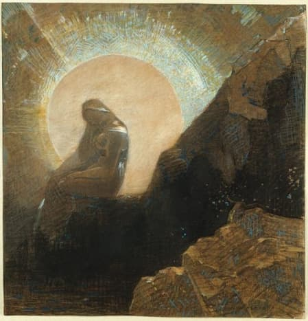 Melancholy, 1876