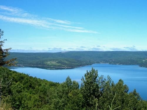 Driving around the Cabot Trail -- So beautiful!