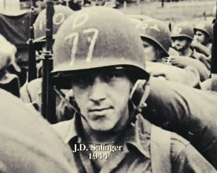 Cut off and behind enemy lines J.D. Salinger would be diagnosed with battle fatigue and spend time in an Army hospital. The after effects of the battle would shape his mental health years after the battle ended.