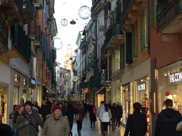 Verona, Via Marsini