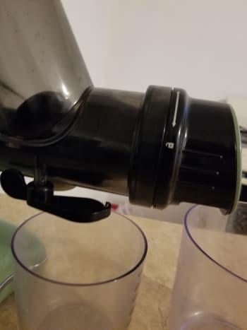 Orfeld Juicer Side View