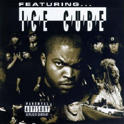 """Ice Cube—""""Featuring Ice Cube"""""""