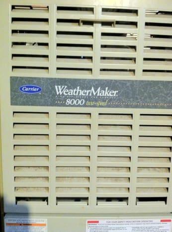 Carrier WeatherMaker Furnace