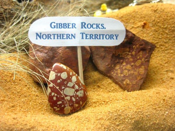 Another interesting specimen from the Aussie Rocks showcase.