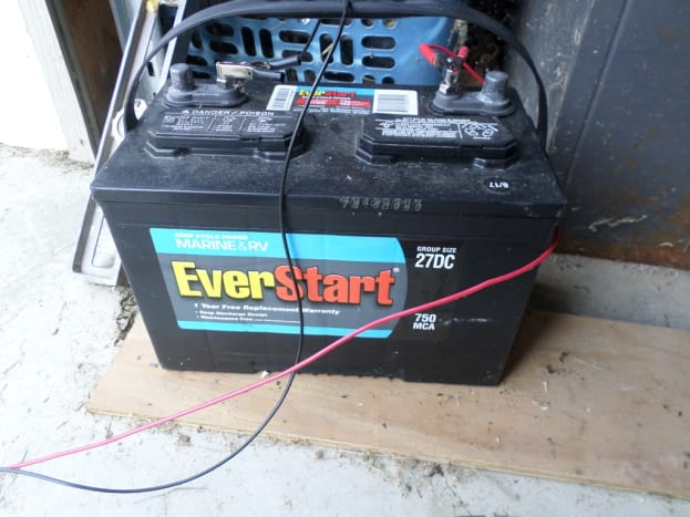 fishing-gear-storage-shed-with-solar-battery-charger