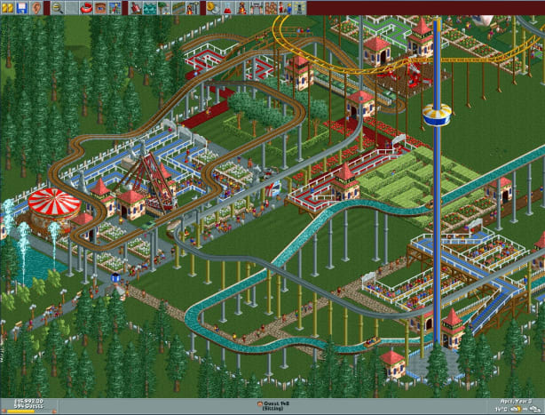 how-to-start-your-park-in-roller-coaster-tycoon