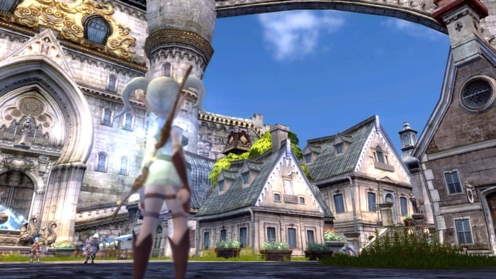 Improved Dragon Nest Graphics 1