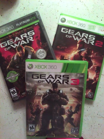 "The ""Gears of War"" Series"