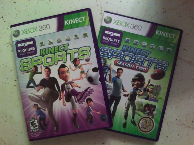"""The """"Kinect Sports"""" Series"""