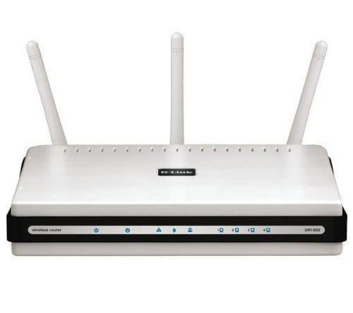 D-Link Wireless N+300 Mbps Extreme-N Gigabit Router (DIR-655)