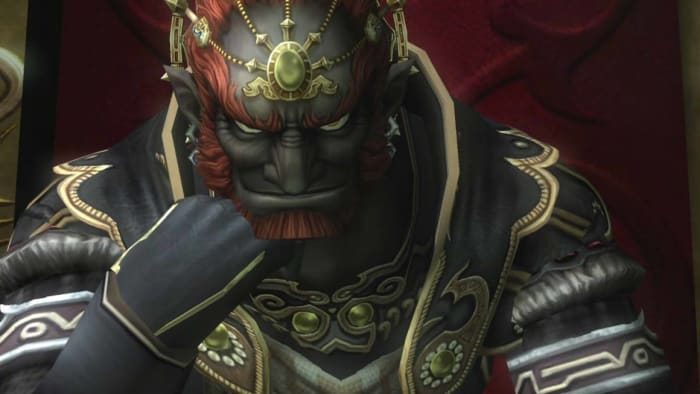 "Ganondorf in ""Twilight Princess"""