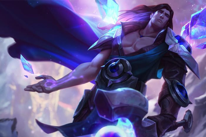 The ultimate melee disengage champion, Taric's kit offers everything you want to keep carries alive.