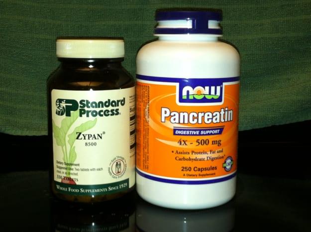 Digestive enzymes