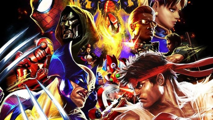Marvel vs. Capcom 3 wallpaper