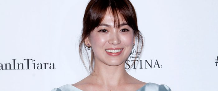 Song Hye Kyo, age 35