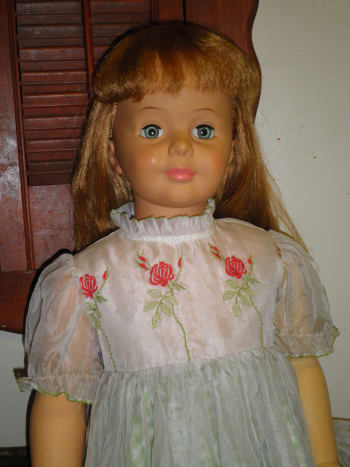 Patti Playpal collectible doll