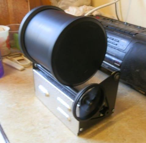 3 lb Metal Barrelling Machine or Rock Tumbler