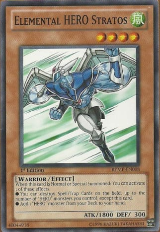 Elemental HERO Stratos