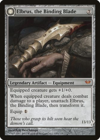Elbrus, the Binding Blade mtg
