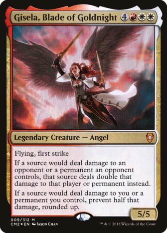 Gisela, Blade of Goldnight