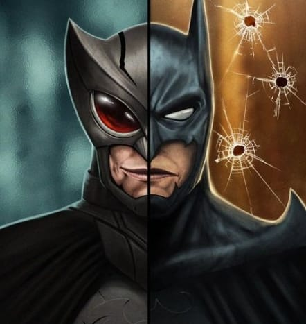 Owlman and Batman