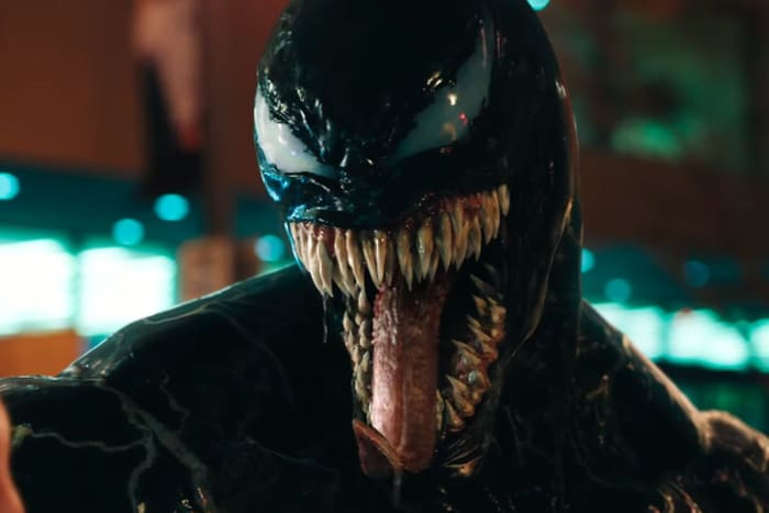 Venom (from the trailer)