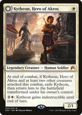 Kytheon, Hero of Akros
