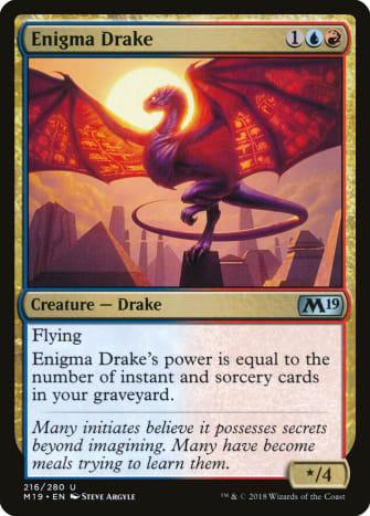 Enigma Drake mtg