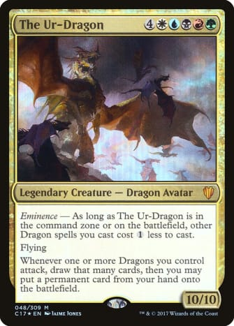 The Ur-Dragon mtg