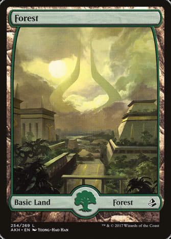 Amonkhet Forest