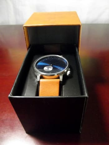 Komono Winston Quartz Watch