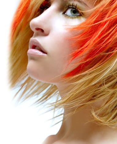 How To Highlight And Colour Your Hair At Home Using Foils Bellatory Fashion And Beauty