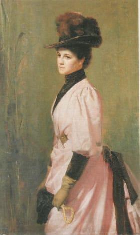 Victorian style, 1880.