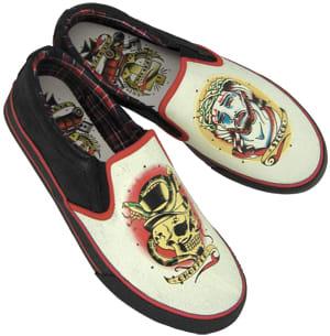 Lucky 13's Bless the Kuston Men's Slip-on Shoes for only $38.00.