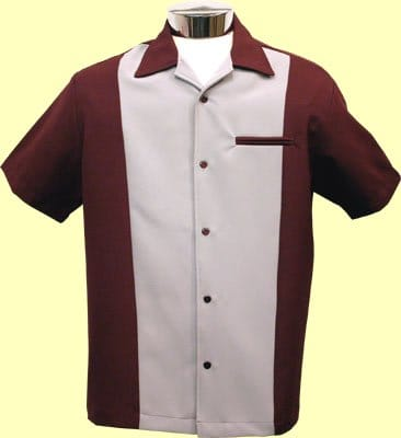Daddyo's retro bowling shirt for only $39.95.
