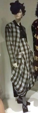 John Galliano dress of the year 1987.