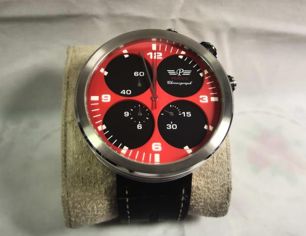 Parnis H2110 Chronograph