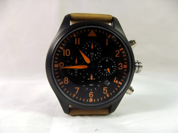 Benyar BY-5103M Quartz Chronograph