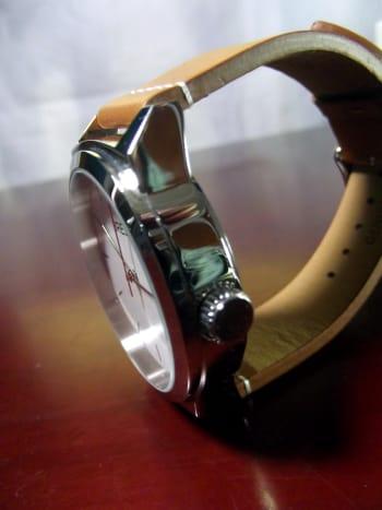 Breda 8184B Quartz Watch
