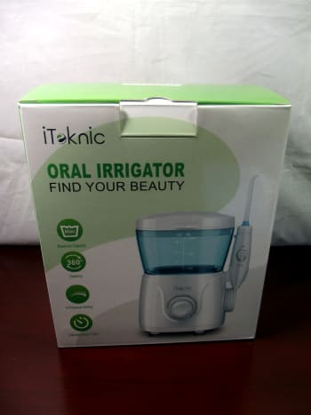 Iteknic Oral Irrigator