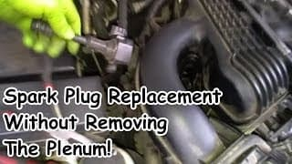 dont-remove-the-plenum-nissan-xterrra-coil-pack-and-spark-plug-replacement-with-video