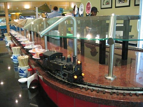 Tulsa Restaurants: Sushi Train