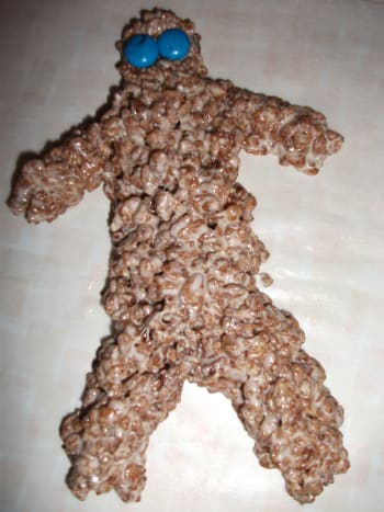 Rice Krispies Creeps