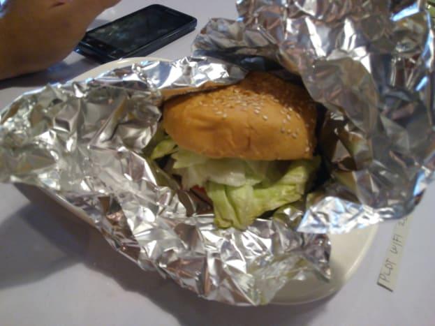 Embassy Cheeseburger
