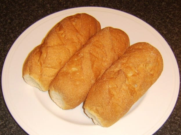 Sub rolls are a perfect, healthier alternative to hot dog buns